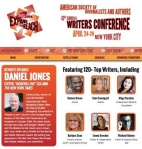 American Society of Journalists and Authors - annual conference